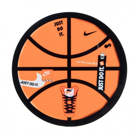 Air Max 1 Just Do It Pack Orange round Coaster | La Sneakerie