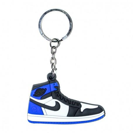 Porte-Clés Silicone Air Jordan 1 Fragment | La Sneakerie