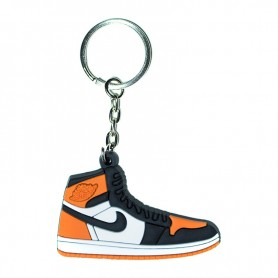 56acbbf93c03 Air Jordan 1 Shattered Backboard Silicone Keychain