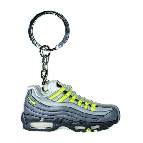 Air Max 95 OG Neon Silicone Keychain - LA SNEAKERIE