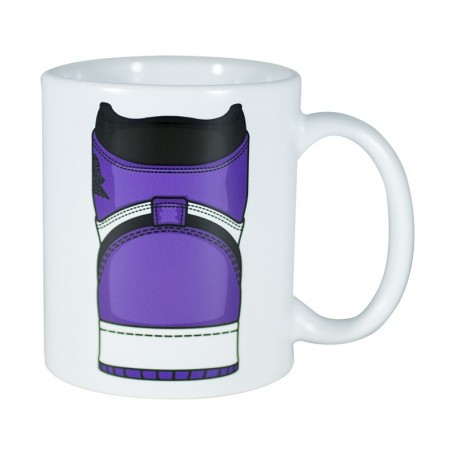 Air Jordan 1 Court Purple Mug | La Sneakerie