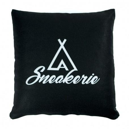 « La Sneakerie » Cushion Black - LA SNEAKERIE