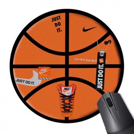 Tapis de Souris Air Max 1 Just Do It Pack Orange   La Sneakerie