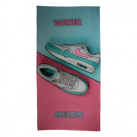 Serviette de bain Air Max 1 Watermelon | La Sneakerie