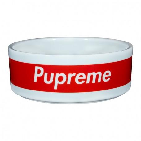 « Pupreme » Dog Bowl - LA SNEAKERIE