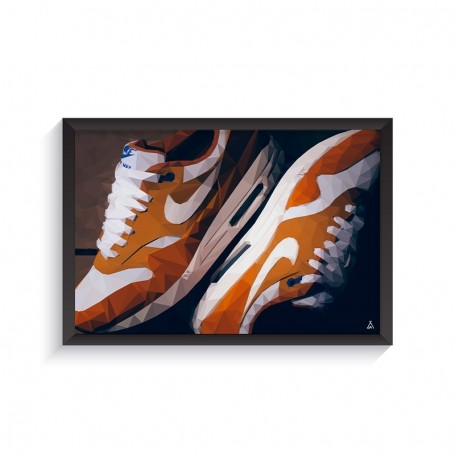 Cadre Air Max 1 Curry | La Sneakerie