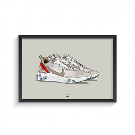 Rahmen React Element 87 Sail | La Sneakerie