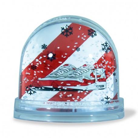 Air Max 1 OG Red Snow Globe | La Sneakerie