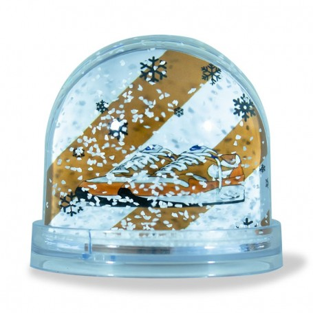 Boule à neige Air Max 1 Curry | La Sneakerie