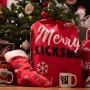 """Merry Kicksmas"" gift bag | La Sneakerie"