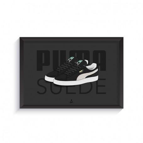 Cadre Puma Suede | La Sneakerie