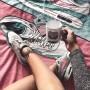 Serviette de Plage Air Max 1 Watermelon | La Sneakerie