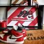 Air Jordan 1 Chicago Frame | La Sneakerie
