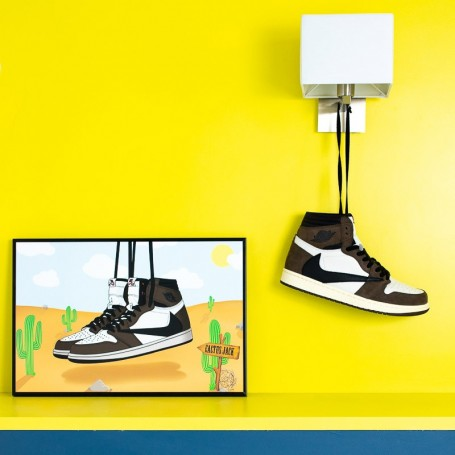 Cadre Air Jordan 1 x Travis Scott | La Sneakerie