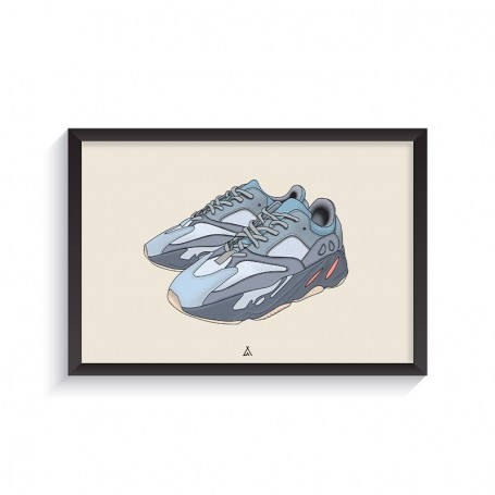 Yeezy Boost 700 Inertia Frame | La Sneakerie