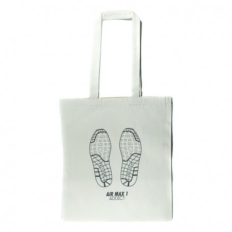 Tote Bag AIR MAX 1 ADDICT | La Sneakerie