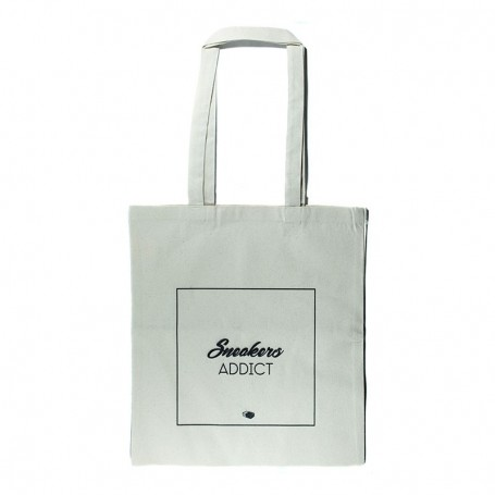 « Sneakers Addict » Tote bag - LA SNEAKERIE