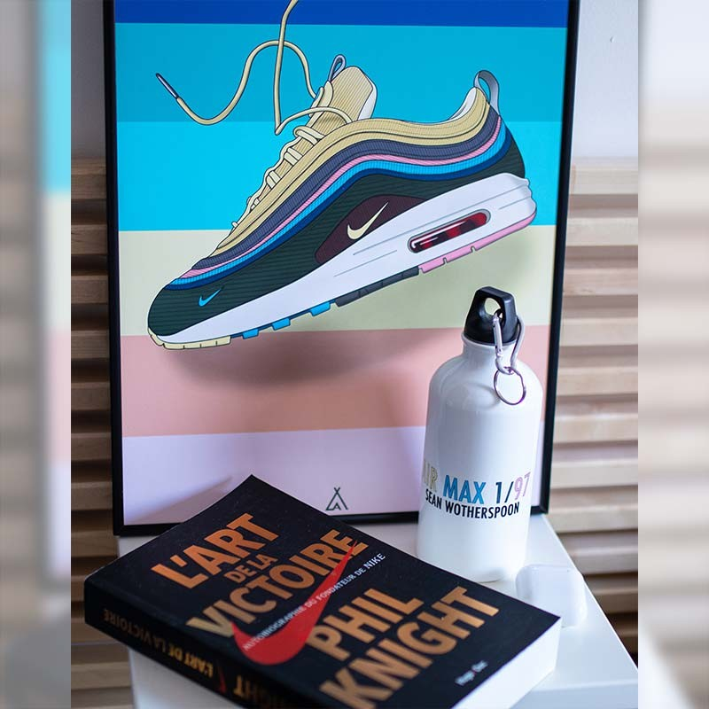 Cadre Air Max 1/97 Sean Wotherspoon