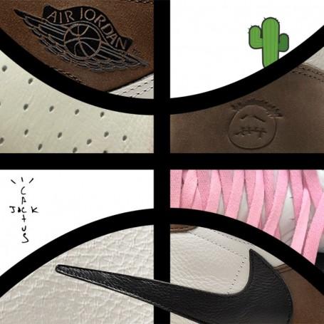Air Jordan 1 x Travis Scott Pack | La Sneakerie