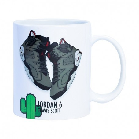 Becher Air Jordan 6 x Travis Scott | La Sneakerie