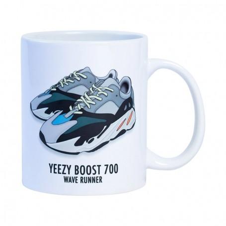 Yeezy Boost 700 Wave Runner Mug   La Sneakerie