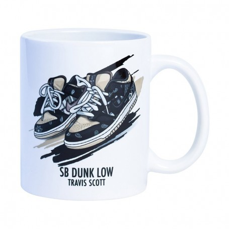 SB Dunk Low Travis Scott Mug | La Sneakerie