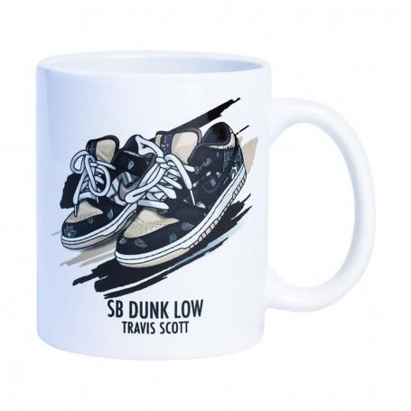 SB Dunk Low Travis Scott Mug | La Sneakerie