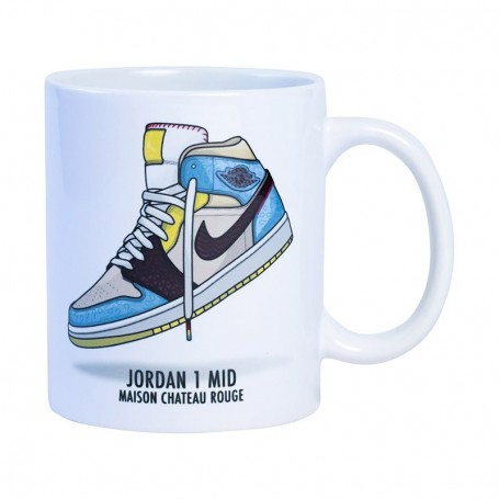 Mug Air Jordan 1 x Maison Château Rouge | La Sneakerie