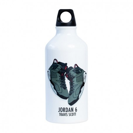 Air Jordan 6 x Travis Scott Aluminum Bottle | La Sneakerie