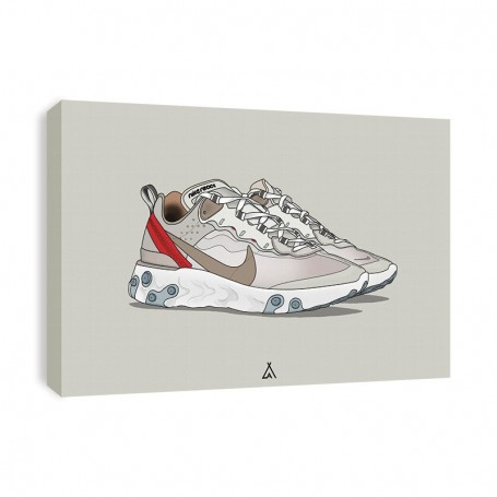 Tableau React Element 87 Sail | La Sneakerie