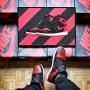 Air Jordan 1 Banned Frame | La Sneakerie