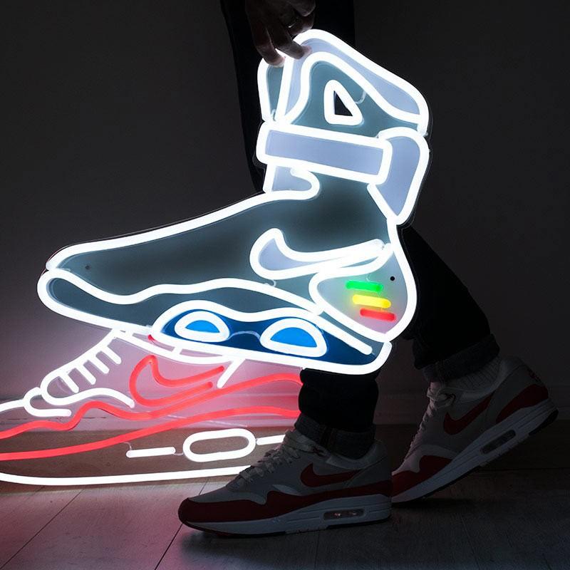 Air Max 1 LED Neon