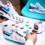 Air Max 1 Parra Puzzle | La Sneakerie