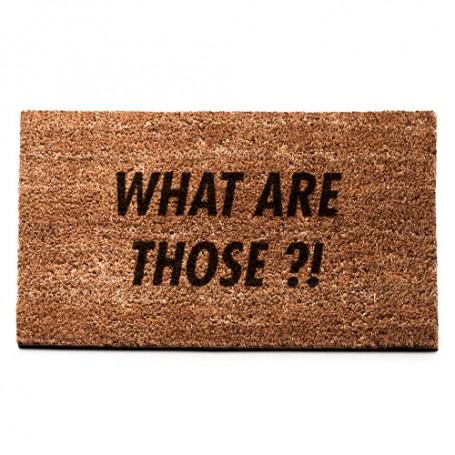 Türmatte WHAT ARE THOSE ?! | La Sneakerie