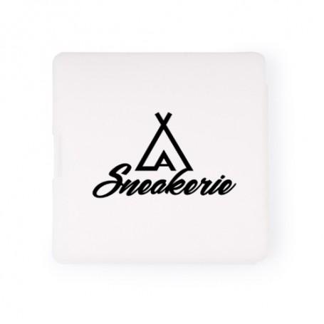 La Sneakerie White Mask Case | La Sneakerie