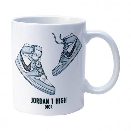 Air Jordan 1 x Dior Mug   La Sneakerie