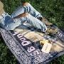 Couverture Pique-nique Dunk Low x Travis Scott | La Sneakerie