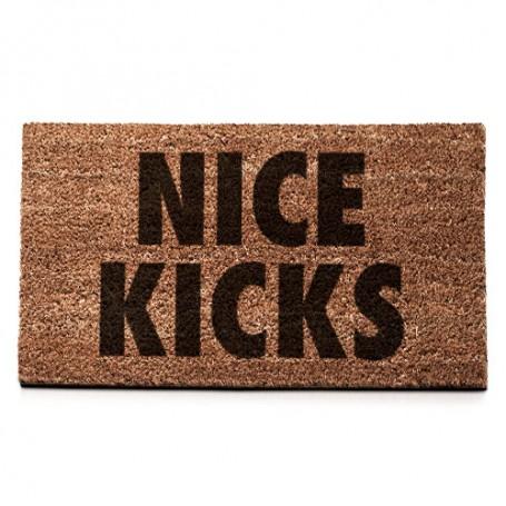 NICE KICKS Mat | La Sneakerie