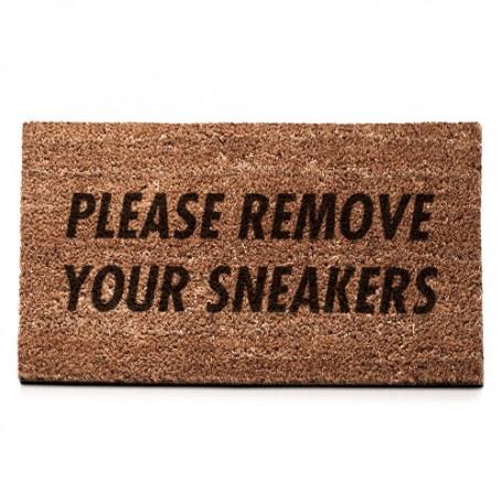 Paillasson PLEASE REMOVE YOUR SNEAKERS | La Sneakerie