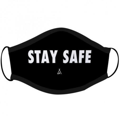 Masque Ergonomique Stay Safe | La Sneakerie