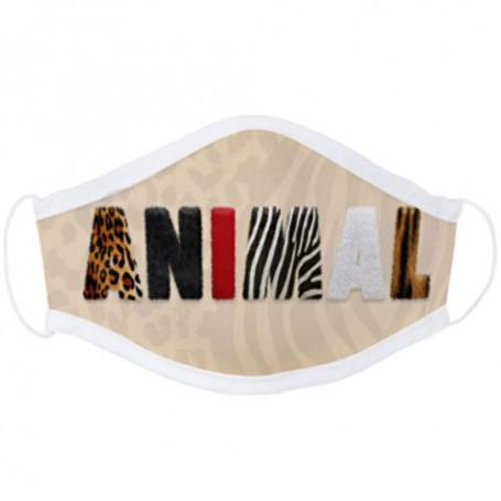 Masque Ergonomique Animal   La Sneakerie