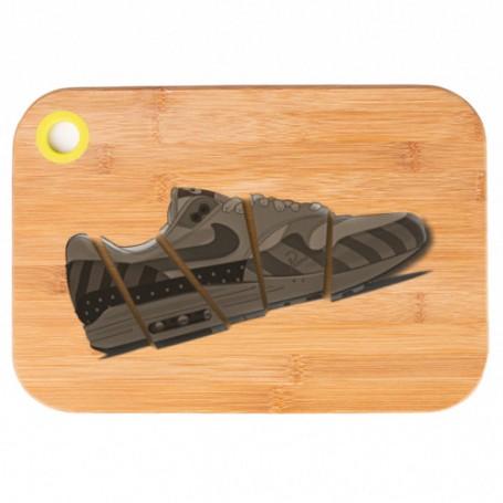 Air Max 1 Parra Cutting Board | La Sneakerie