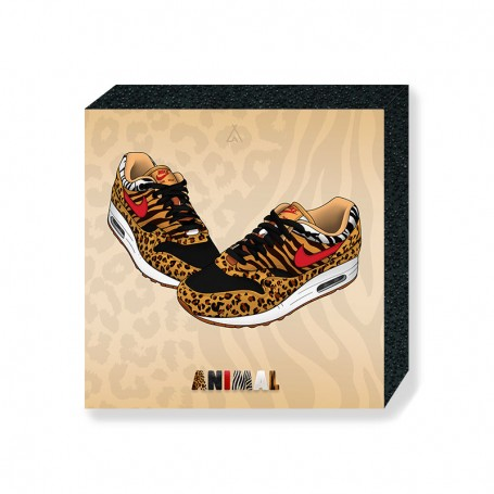 Air Max 1 Animal Square Print | La Sneakerie
