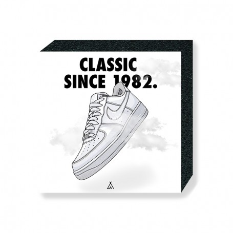 Bloc Mural Air Force 1 | La Sneakerie