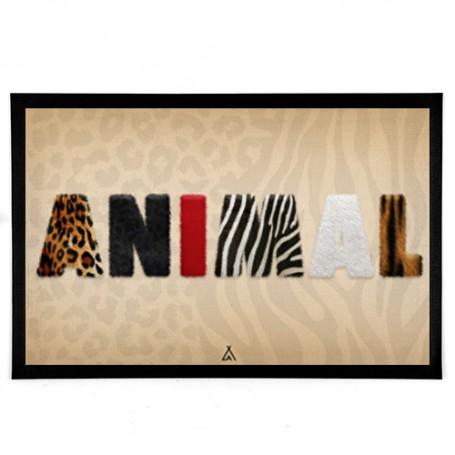 ANIMAL Doormat | La Sneakerie