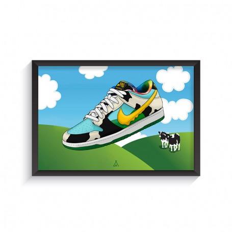 Chunky Dunky Frame   La Sneakerie