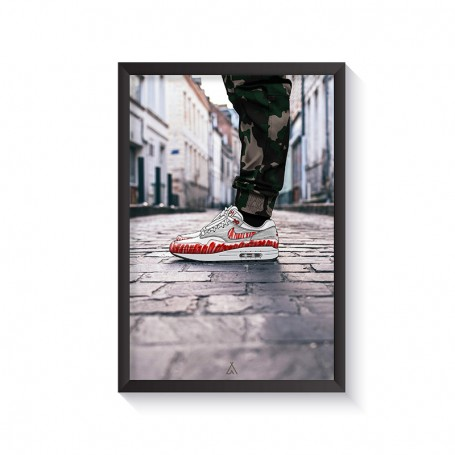 Cadre Air Max 1 Sketch | La Sneakerie