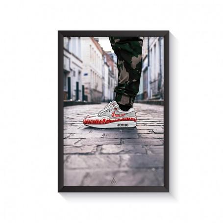 Air Max 1 Sketch Frame | La Sneakerie