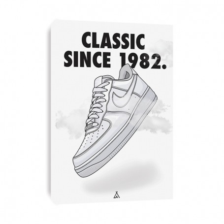 Tableau Air Force 1 | La Sneakerie