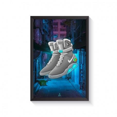 Cadre Mag | La Sneakerie
